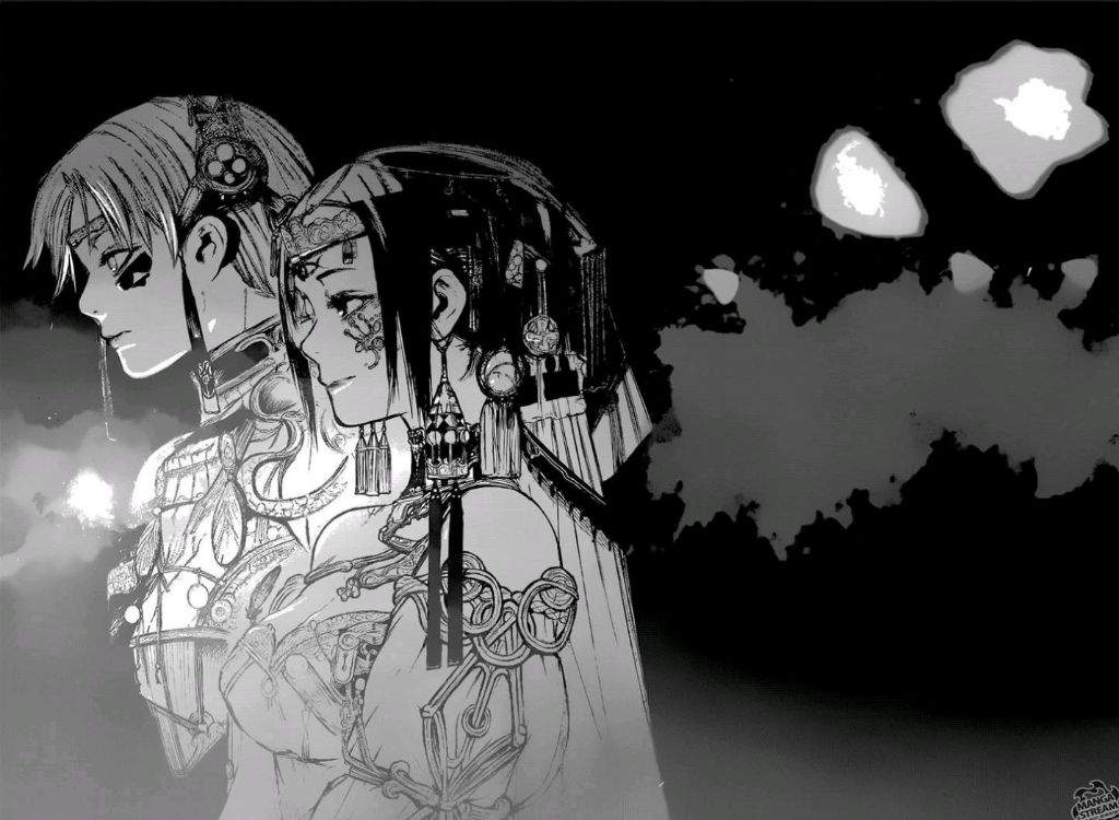 Image result for kaneki touka marriage