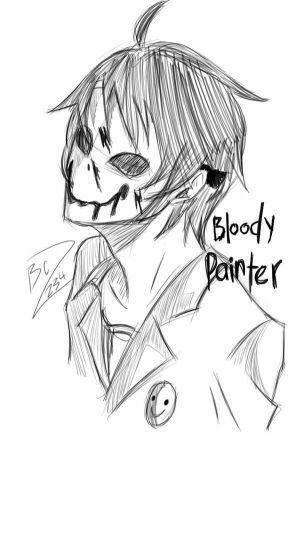 Bloody Painter Review | MrCreepyPasta Amino