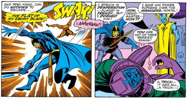 Black Knight 10 Marvel Heroes Who Have Made Kang The Conqueror Kneel
