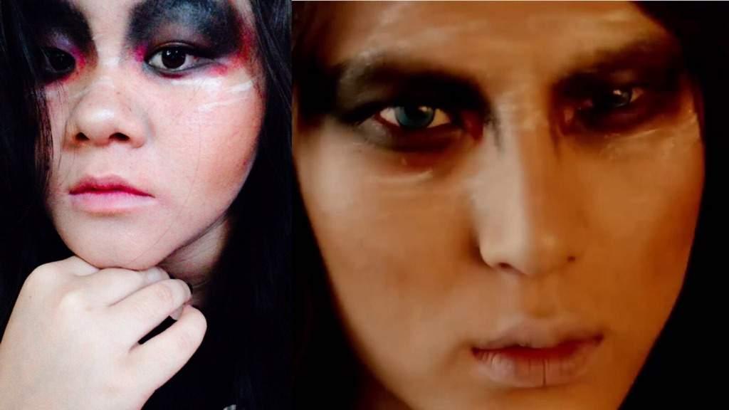 Makeup Transformation O Vixx Hyde Leo