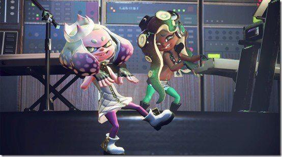 Color Pulse A Song About Marina Splatoon2 Amino