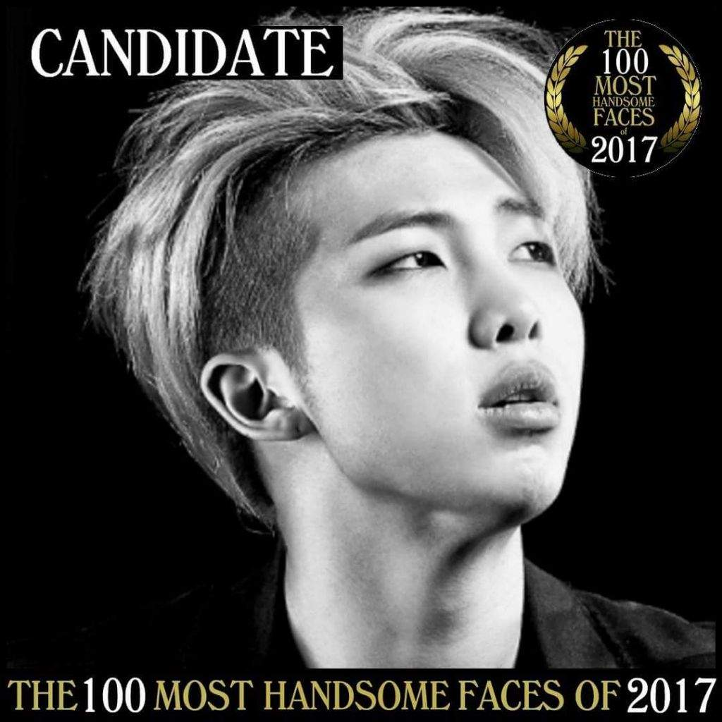 Watch: The 100 Most Handsome Faces Of The World In 2017