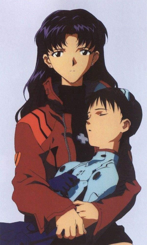 Shinji Ikari Oedipus Complex