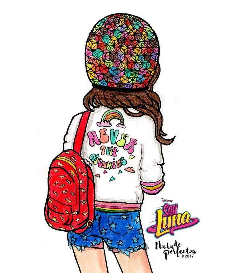 Dibujos De Soy Luna Soyluna Amino Unagranfamilia Amino