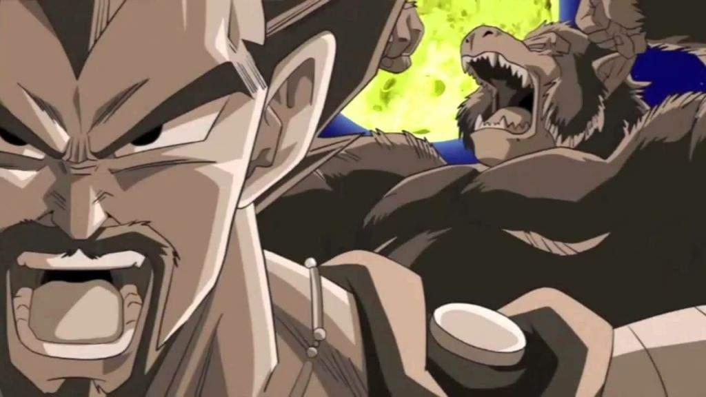 Movie Duel Broly The Legendary Super Saiyan Or Plan To Eradicate