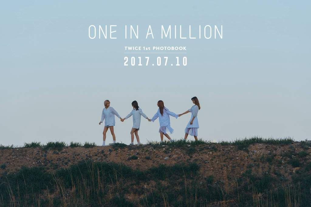 I Pre Ordered The One In A Million Photobook Twice 트와이스 ㅤ