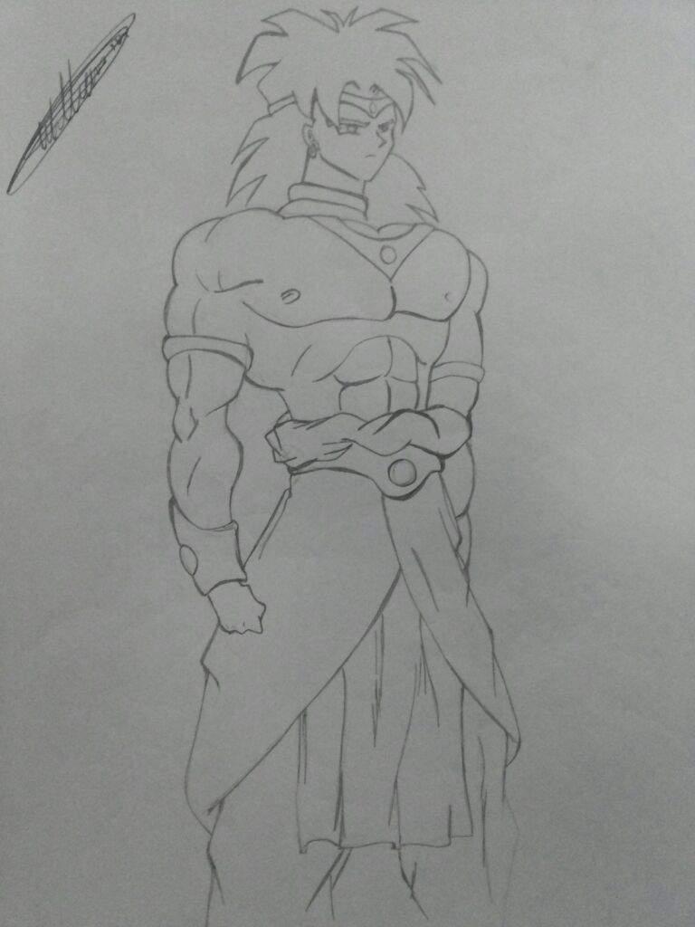 broly anime amino