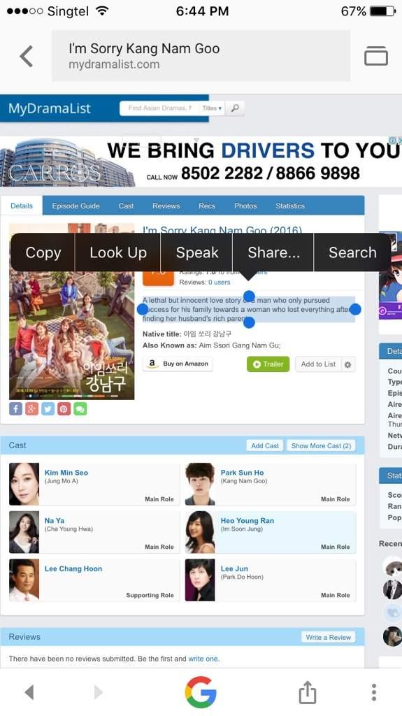 Asian Dramas And Movies