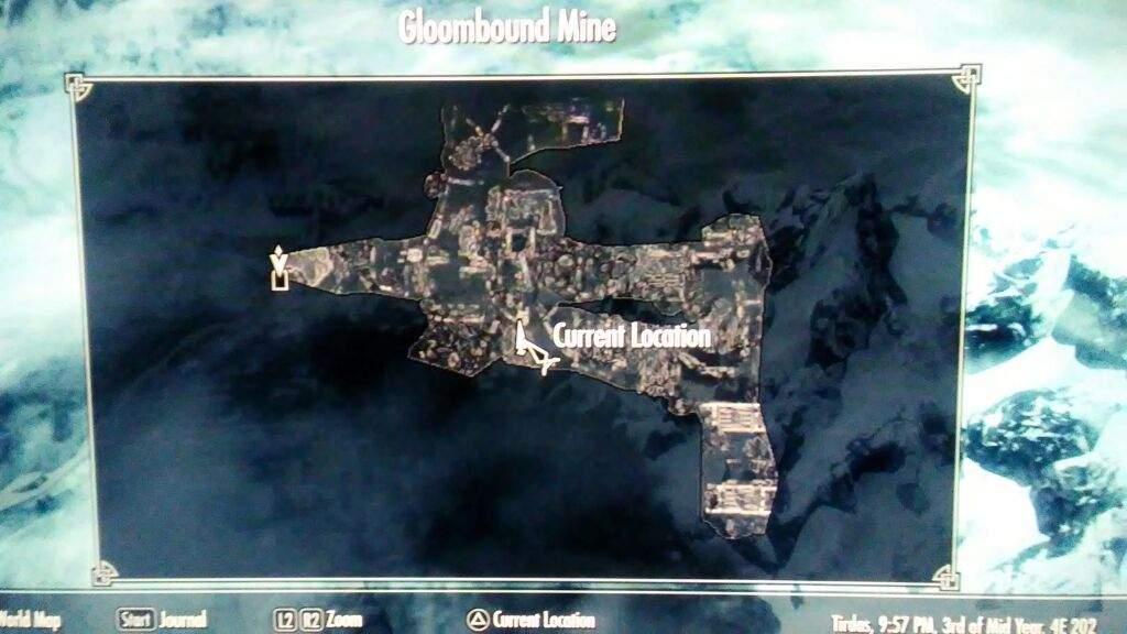 Mine Exploration Gloombound Mine Tamriel Elder Scrolls Amino Amino