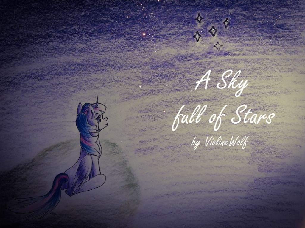 A Sky Full Of Stars Artwork