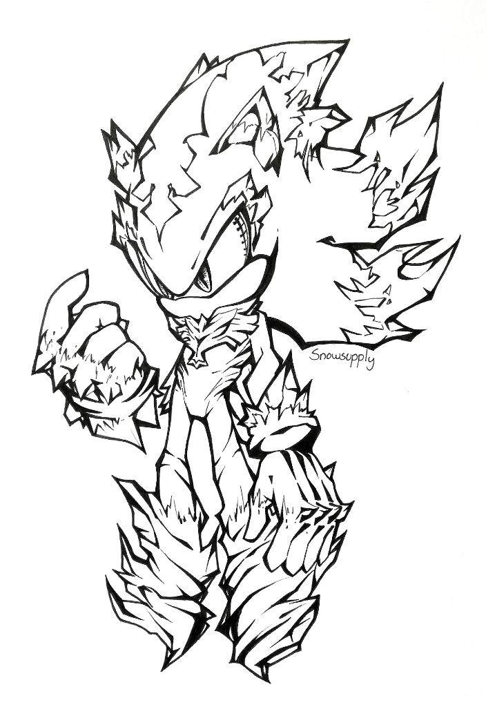 Mephiles The Dark Sonic The Hedgehog! Amino