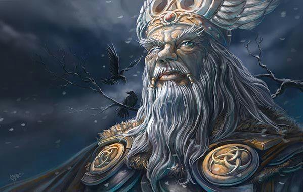 odin god of war