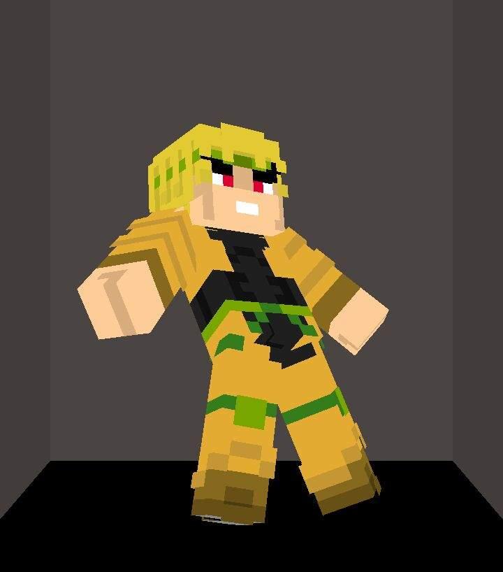 Minecraft jojo skins