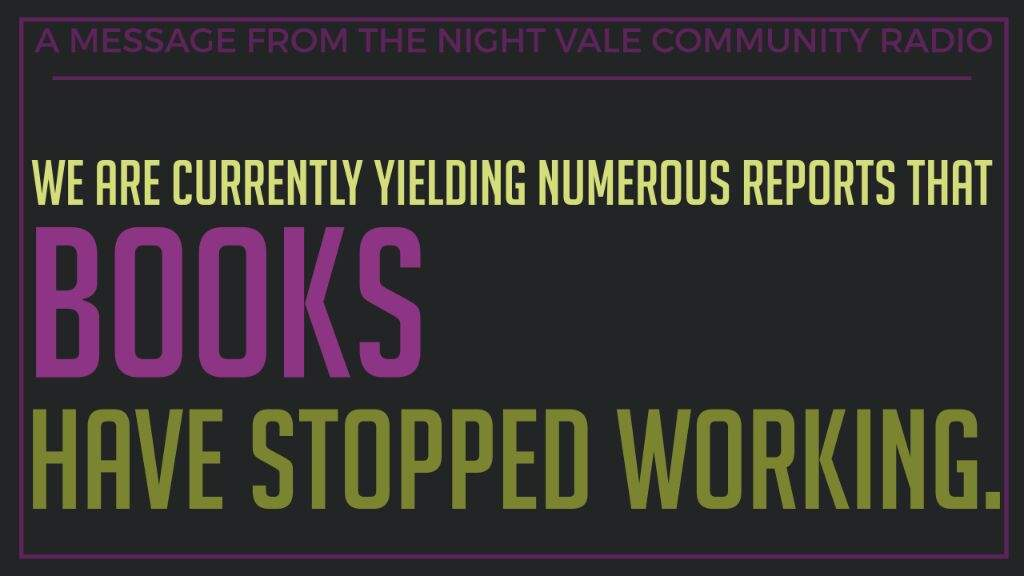 Nightvale Quotes | Welcome to Night Vale Amino