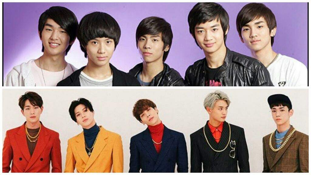 SHINee Debut → Now (What's Changed/How They Have Grown) | K