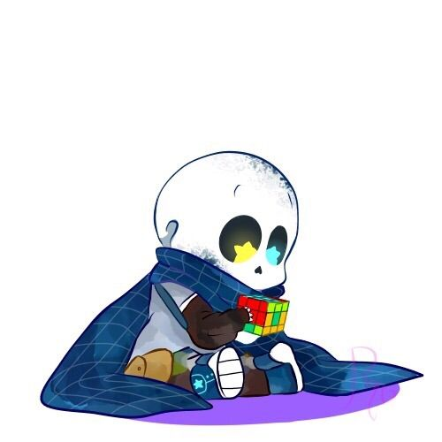 Blueprint sans wiki undertale amino his name is blueprint he was an accident ink was making a new sans and blue accidentally ruined it and raised by blueberry and honey since ink was malvernweather Gallery