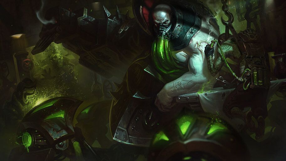Urgot Counters League Of Legends Official Amino
