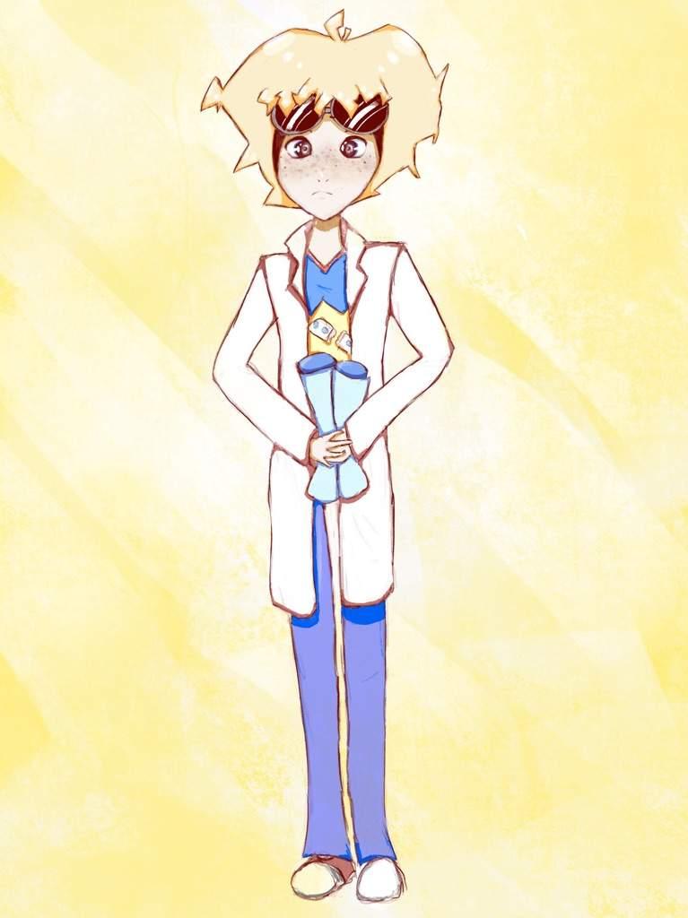 Dr  Flug (face canon but not really) | Villainous! Amino