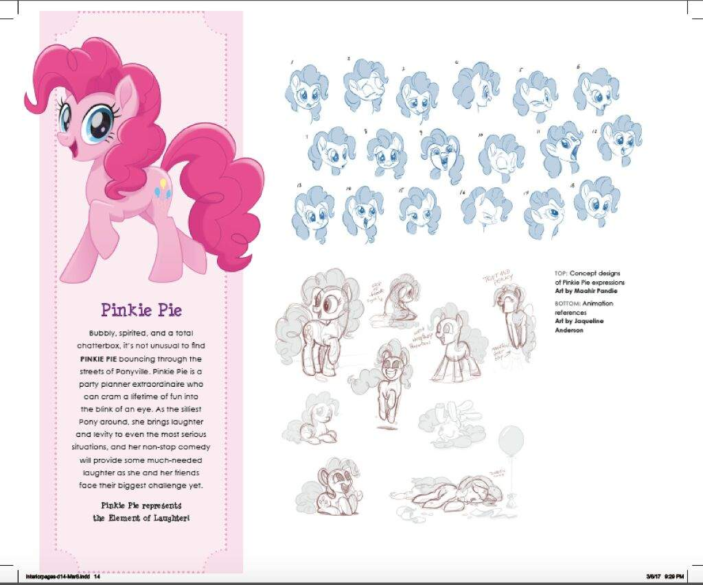 Awesome Concept Art From The My Little Pony Movie Brony Nation Amino