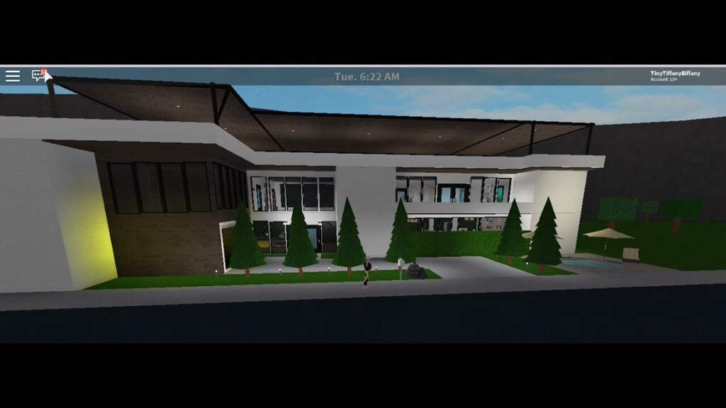 Outstanding Modern Houses Roblox Images Simple Design