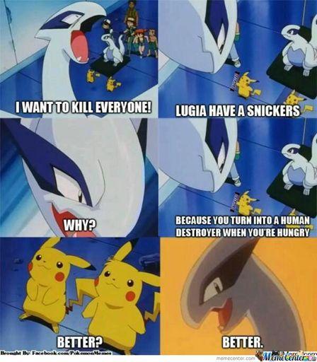 lugia memes | Pokémon Amino