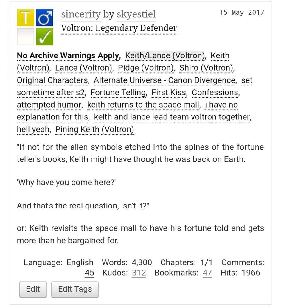 Sincerity skyestiel voltron legendary defender archive of or keith revisits the space mall to have his fortune told and gets more than he bargained for biocorpaavc
