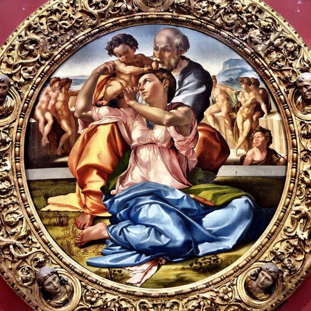 Miguel ángel Genio Universal Del Renacimiento Amor Al Conocimiento Amino