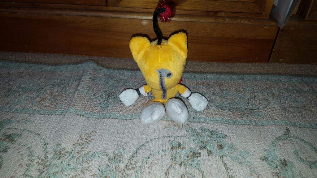 Tails Doll And Sonic Exe Custom Plushies Sonic The Hedgehog Amino