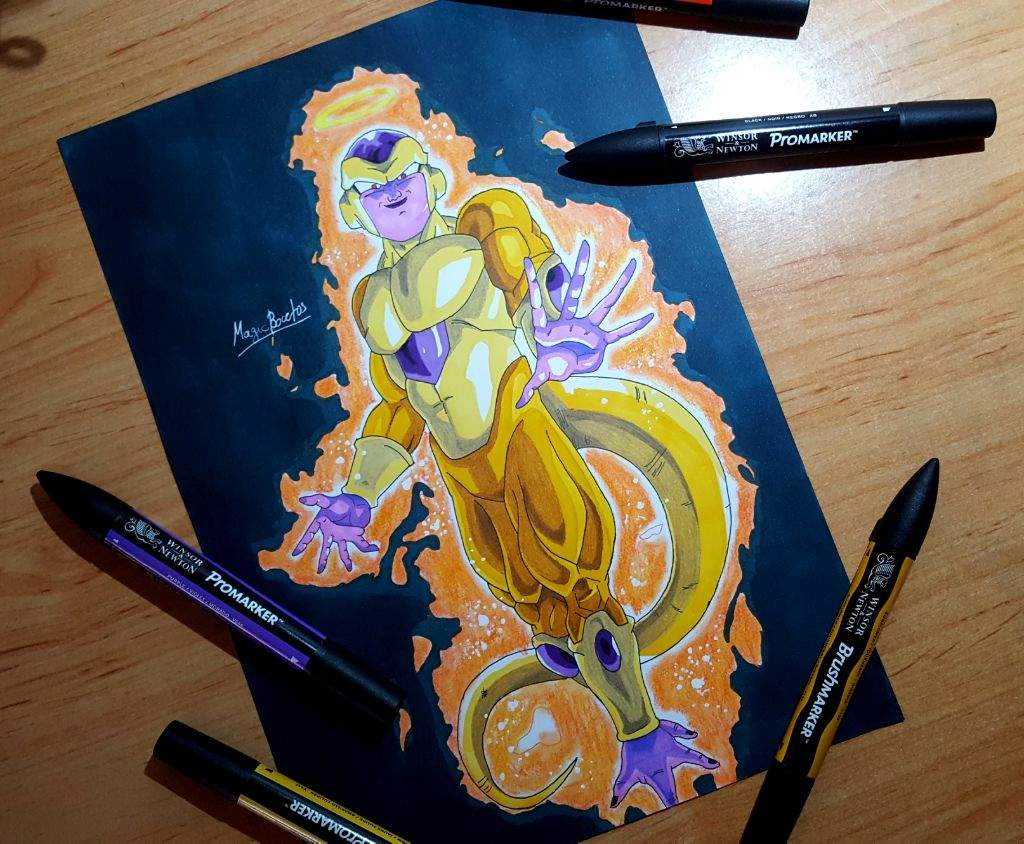 Golden Freezer Para Colorear: •Arte Amino• Amino