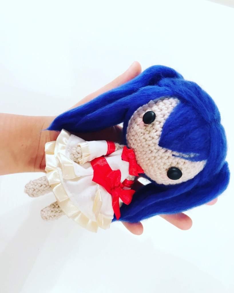 Ravelry: Sailor Moon Amigurumi Doll pattern by Wendy Korz   1024x818