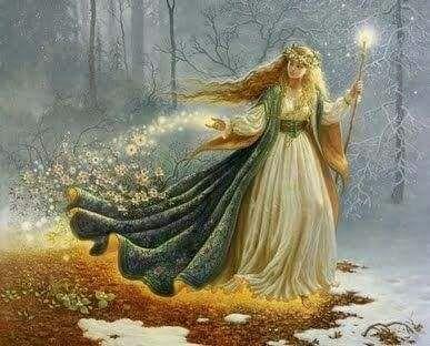 Freya - Norse goddess   Positive.Witchcraft Amino