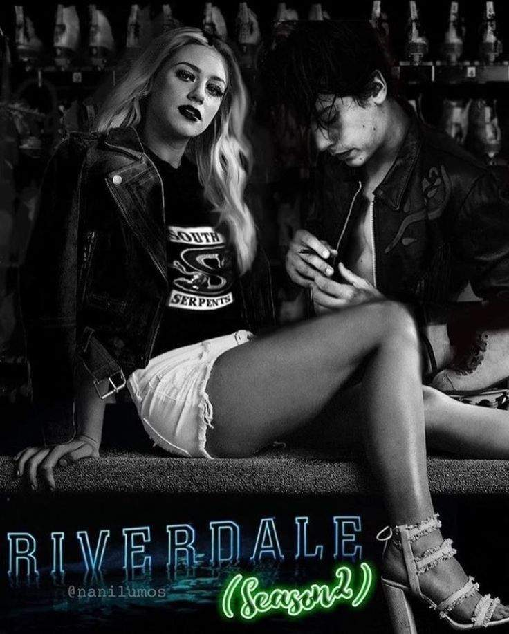 Riverdale Wallpaper: C L U E L E S S 🕵️♀️ S T A T I O N // S E R P E N T S