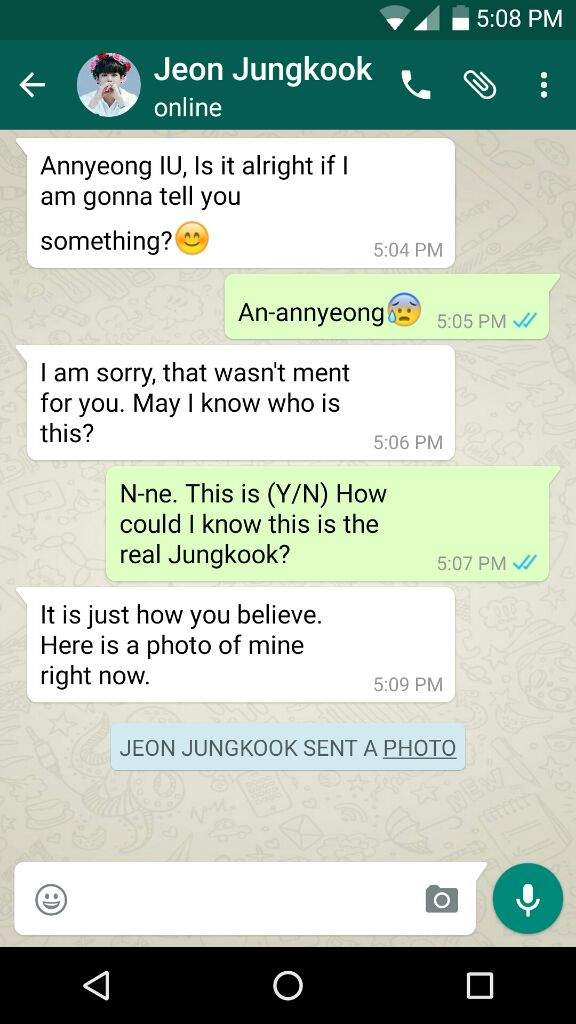 Imagine Jeon Jungkook as your boyfriend | Chapter 1 | ARMY's