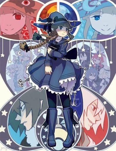 Wadanohara and the Great Blue Sea quiz | RPG Maker Amino