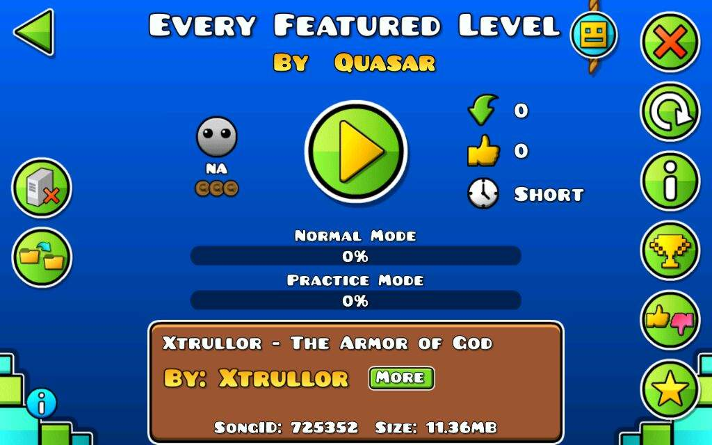 geometry dash how to make a good geometry dash l