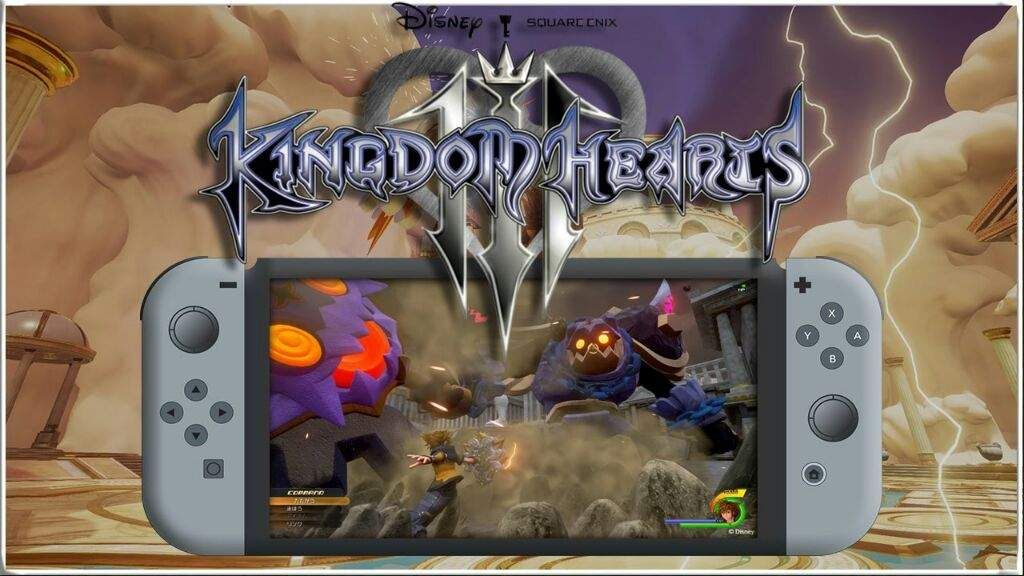 Kingdom Hearts III (Nintendo Switch)