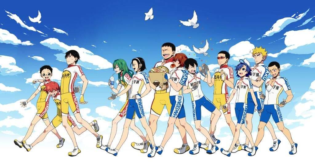 11f74c22763574f3876e9b5541fda497870783fe hq - Yowamushi Pedal Tanıtım ve İnceleme - Figurex Anime Tanıtımları