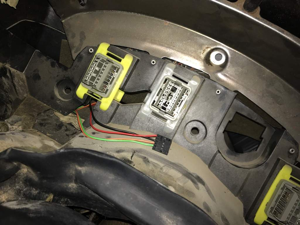 2g Dsm Oil Pressure Gauge Install Garage Amino Electrical Boost Dsmtuners So Lets Get To Wiring I Put The Harness Through Dash And Pulled It Out Bottom Begin This