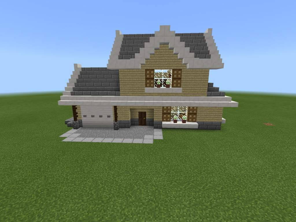Easy Home Designs Minecraft