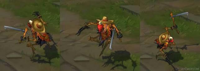Resultado de imagem para fiddlesticks do velho oeste