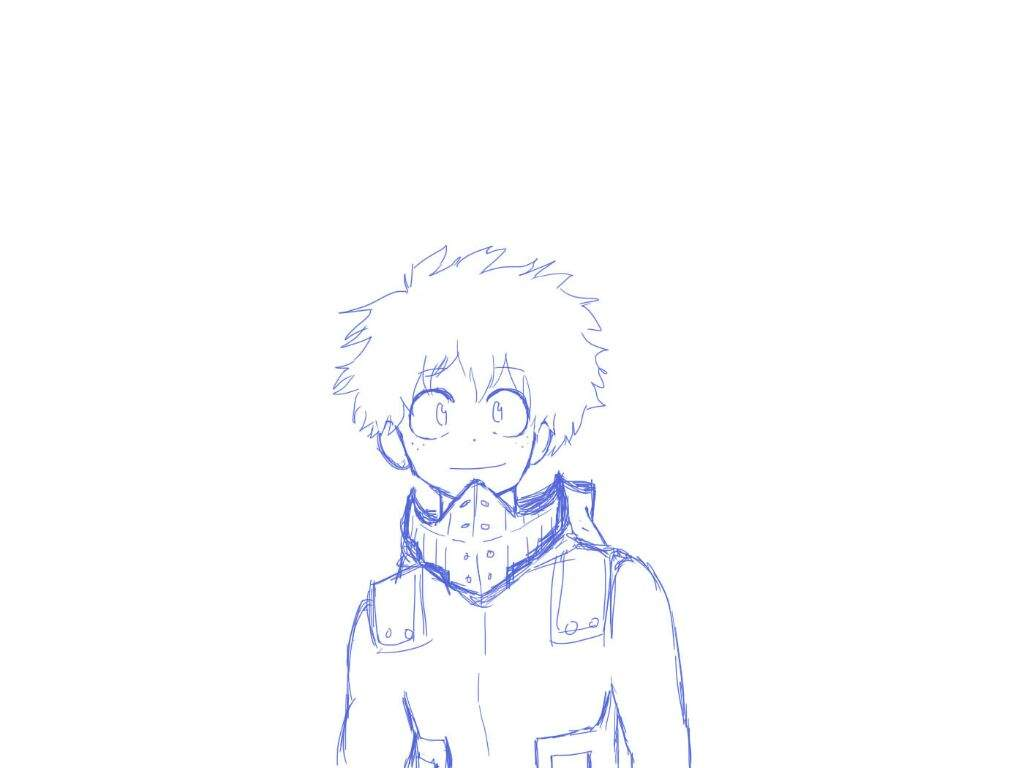 Dibujando a Izuku Midoriya | Boku No Hero Academia Amino. Amino