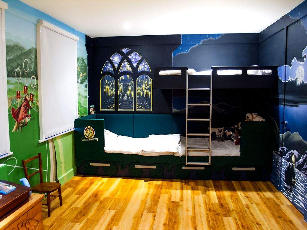 harry potter themed bedroom harry potter bedroom ideas easy and cool harry 15531