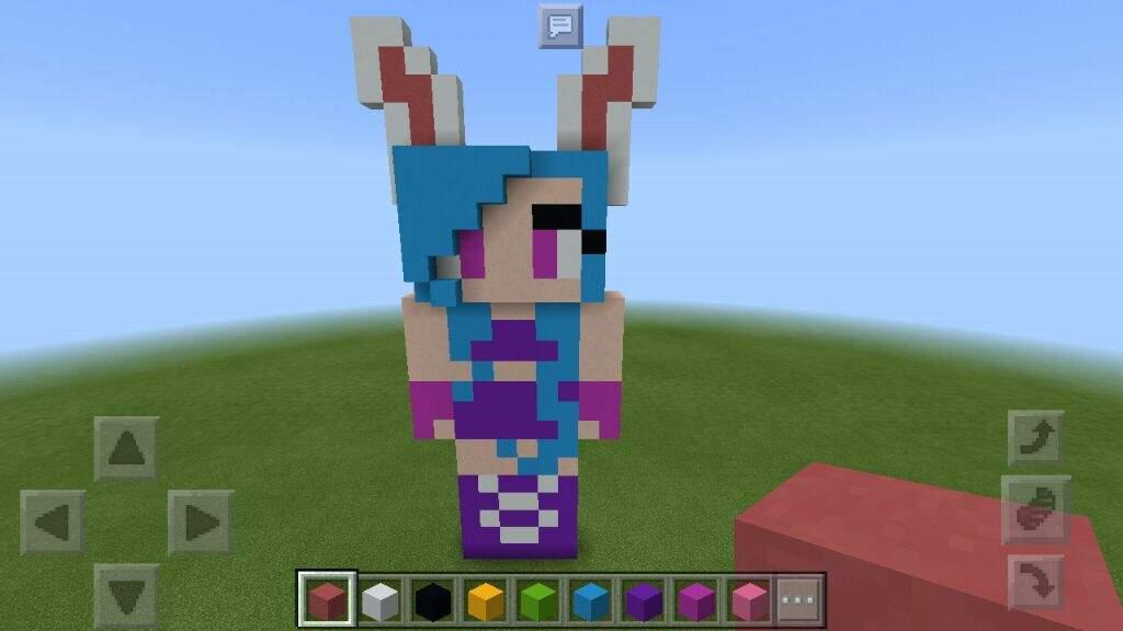Minecraft Bunny Girl Minecraft Amino