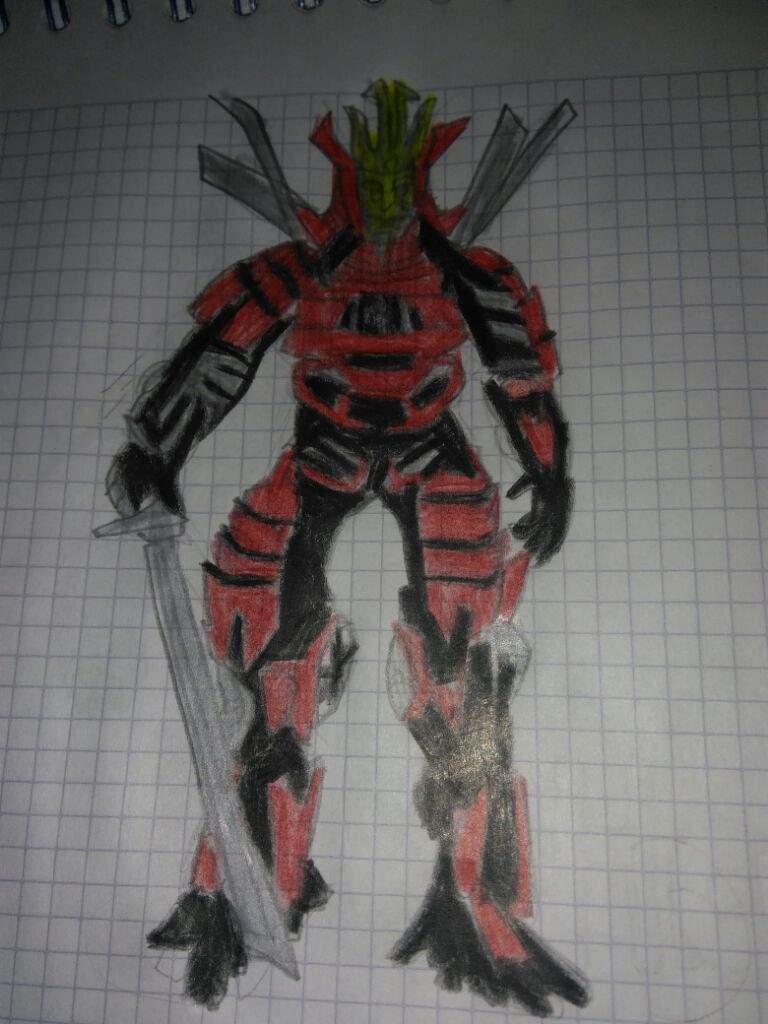Transformers the last knight drift dibujo | Transformers Amino en ...