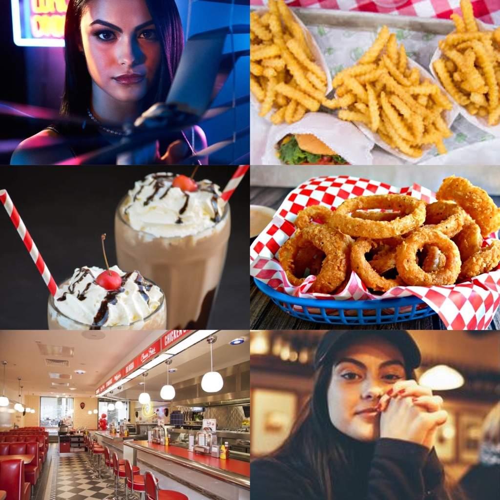 Pops Diner Menu Maker Veronica Lodge And Beronica Riverdale Amino