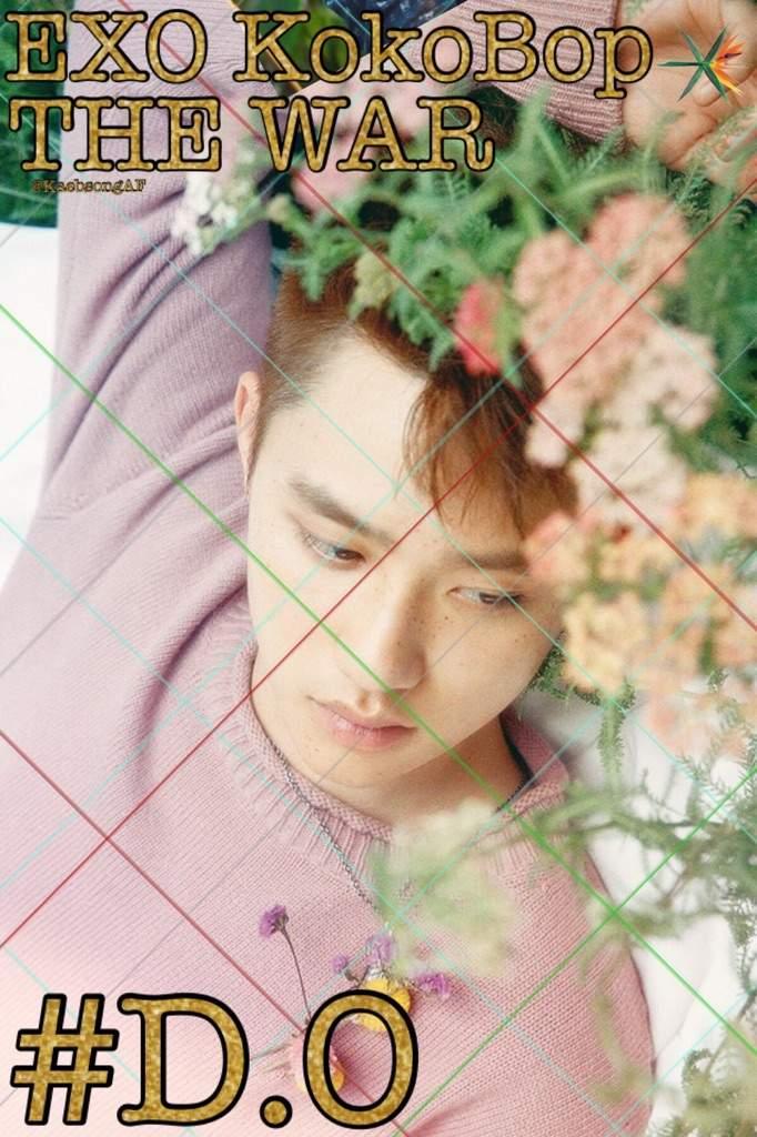 Exo Kokobop The War Wallpapers Exo 엑소 Amino