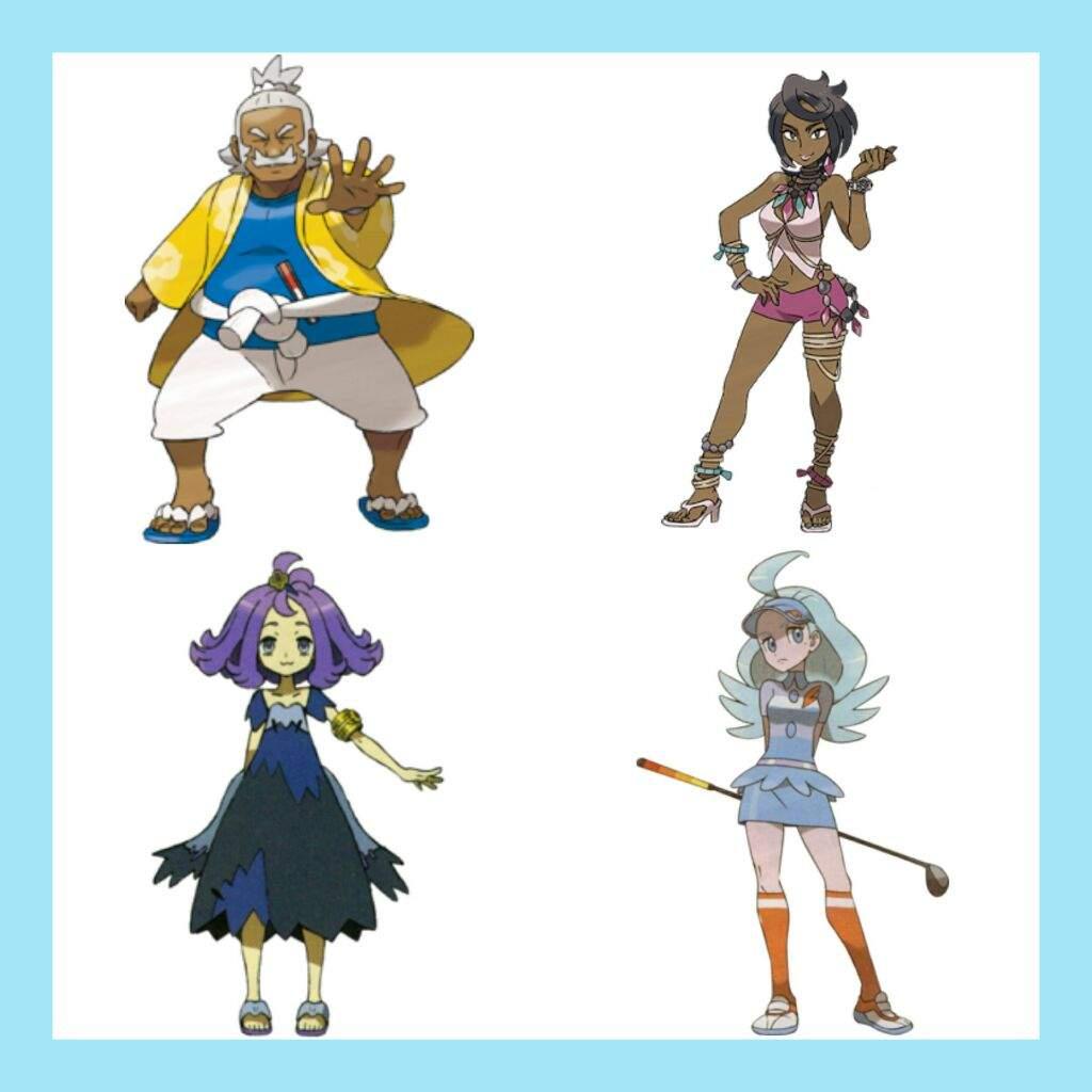 elite four pokémon amino