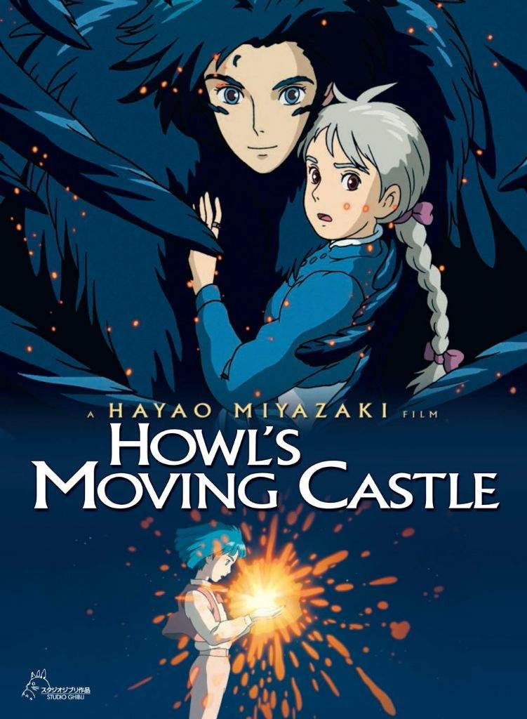 This Movie Is A Fantasy And Drama That Came Out On November 20th 2004 Was Produced By Studio Ghibli Directed Miyazaki Hayao