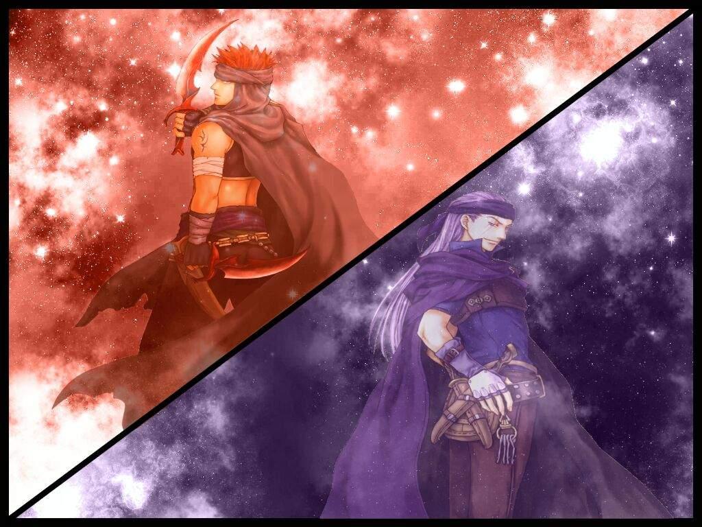 Character Fusion Jaffar And Legault Fe Blazing Sword Fire