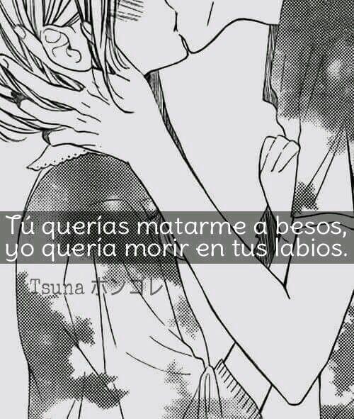 Anime Frases 2 Tema Amor V Para Los Enamorados Anime Amino